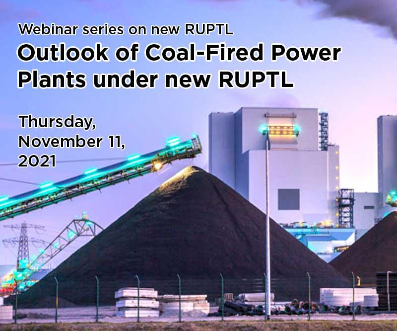 Webinar series on new RUPTL Outlook of Coal-Fired Power Plants under new RUPTL