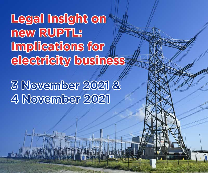 Legal Insight on new RUPTL: Implications for electricity business